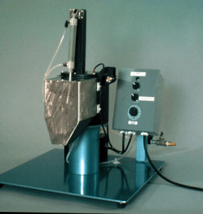R-6 rotary pan seed treater