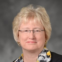 Photo of Nancy M. Schlichting