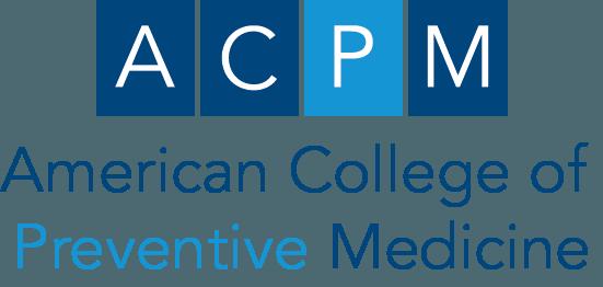 American College of Preventive Medicine Logo