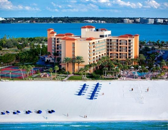 Sheraton Sand Key Resort-276v425