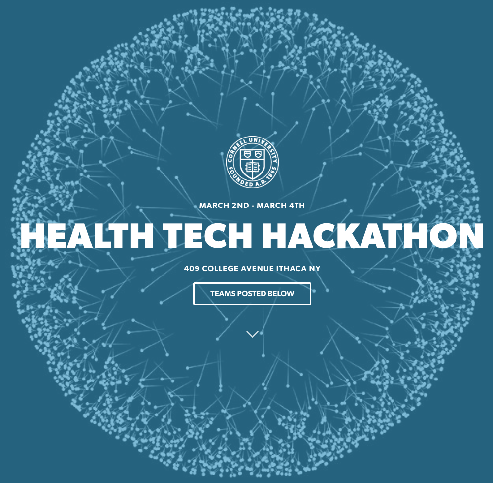 Health Tech Hackathon