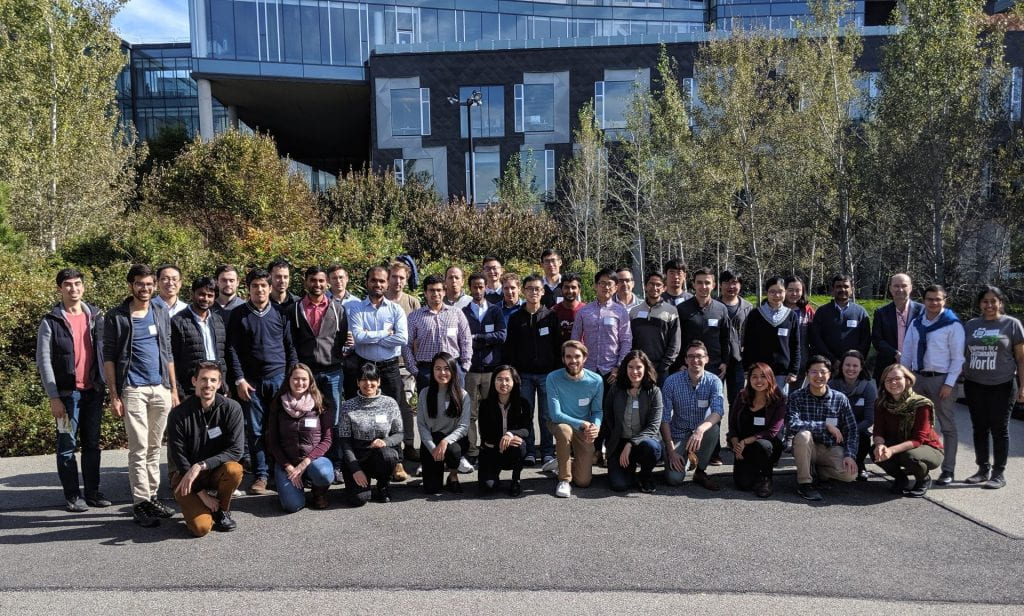 CompSust DC participants at Carnegie Mellon.