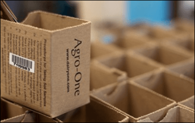Dairy One Agro-One boxes