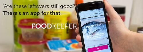 Food Keeper App