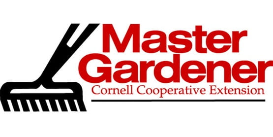 Master Gardener Cornell Cooperative Extension Logo with rake