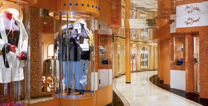 Advanced Revenue Management In Cruise Industry Revenue - Cruise ship shops