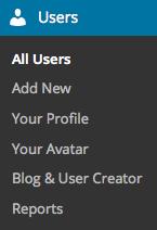 WP Users