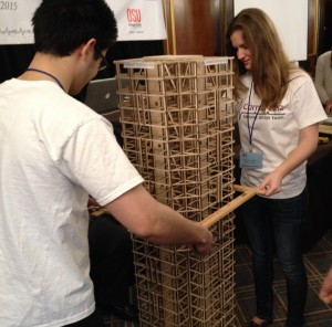 The Mogami Tower passed inspections with zero penalties!