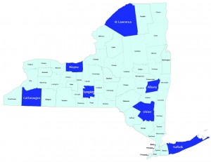 Choose from 7 meeting locations across NYS