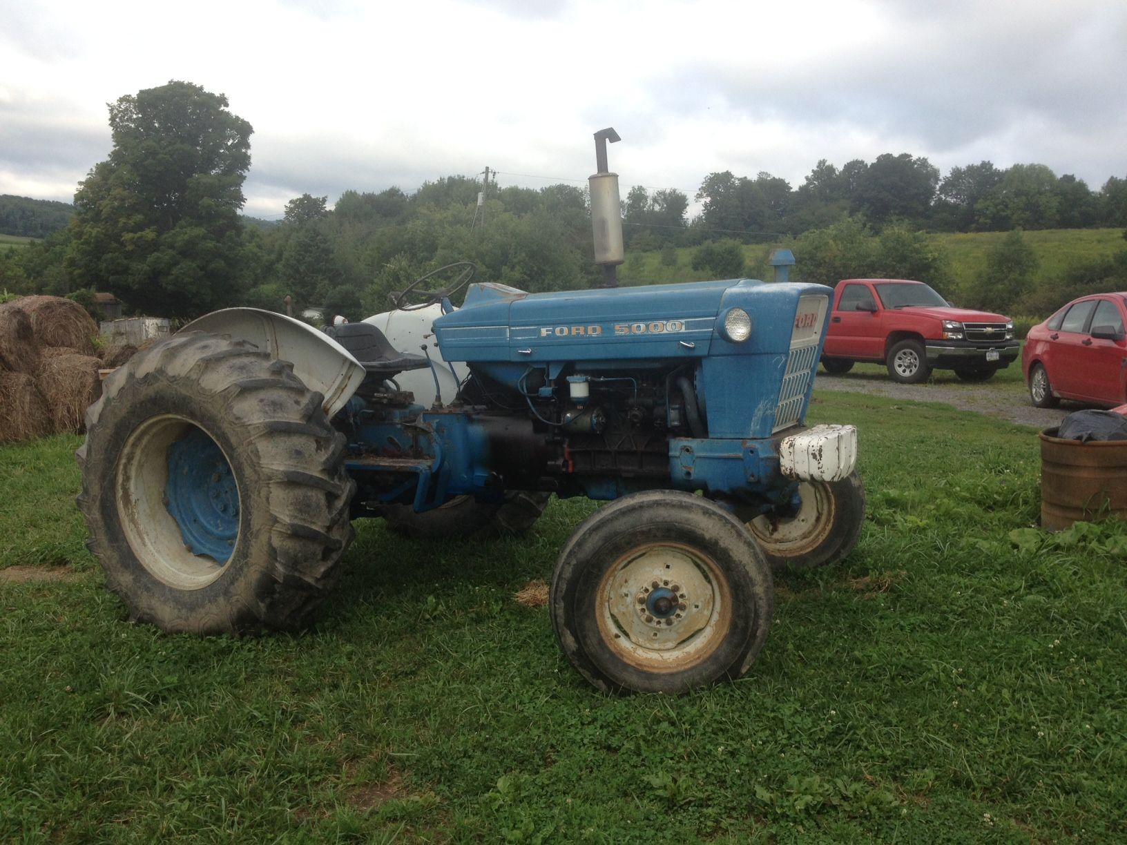 Show home build gas powered mini tractors - This Is A An Older 65 Horsepower Tractor That Would Be A Good Choice For A