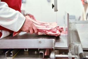 Meat processing seminars co-hosted by SUNY Cobleskill and Harvest NY feature expert demonstrations and hands-on cutting opportunities.