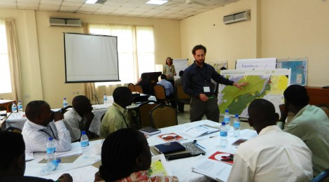 "Developing a framework for ""Agriculture Green Growth"" in the Southern Agricultural Growth Corridor of Tanzania"