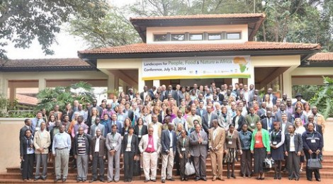 Nairobi Conference inspires exciting action for future of landscapes in Africa