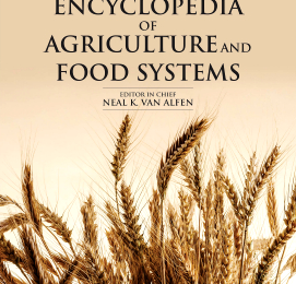 """""""Ecoagriculture"""" article in the Encyclopedia of Agriculture and Food Systems hits the shelves!"""