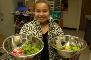 Obama Administration encourages healthy school meals