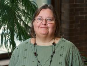 Helen Lang, Ombudsman Office Coordinator. ©️Cornell University Marketing Group.