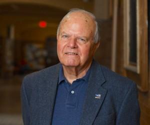 Charles Walcott, University Ombudsman and professor emeritus of neurobiology and behavior (NBB). ©️Cornell University Marketing Group.