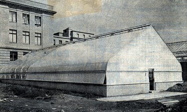 LHB Conservatory 1931