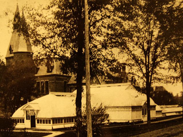 Sage Conservatory c.1920