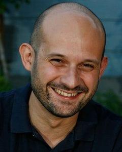Dario Cantu headshot