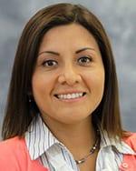 Rosa Karina Gallardo's headshot