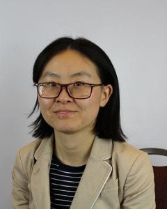 Lu Yin headshot