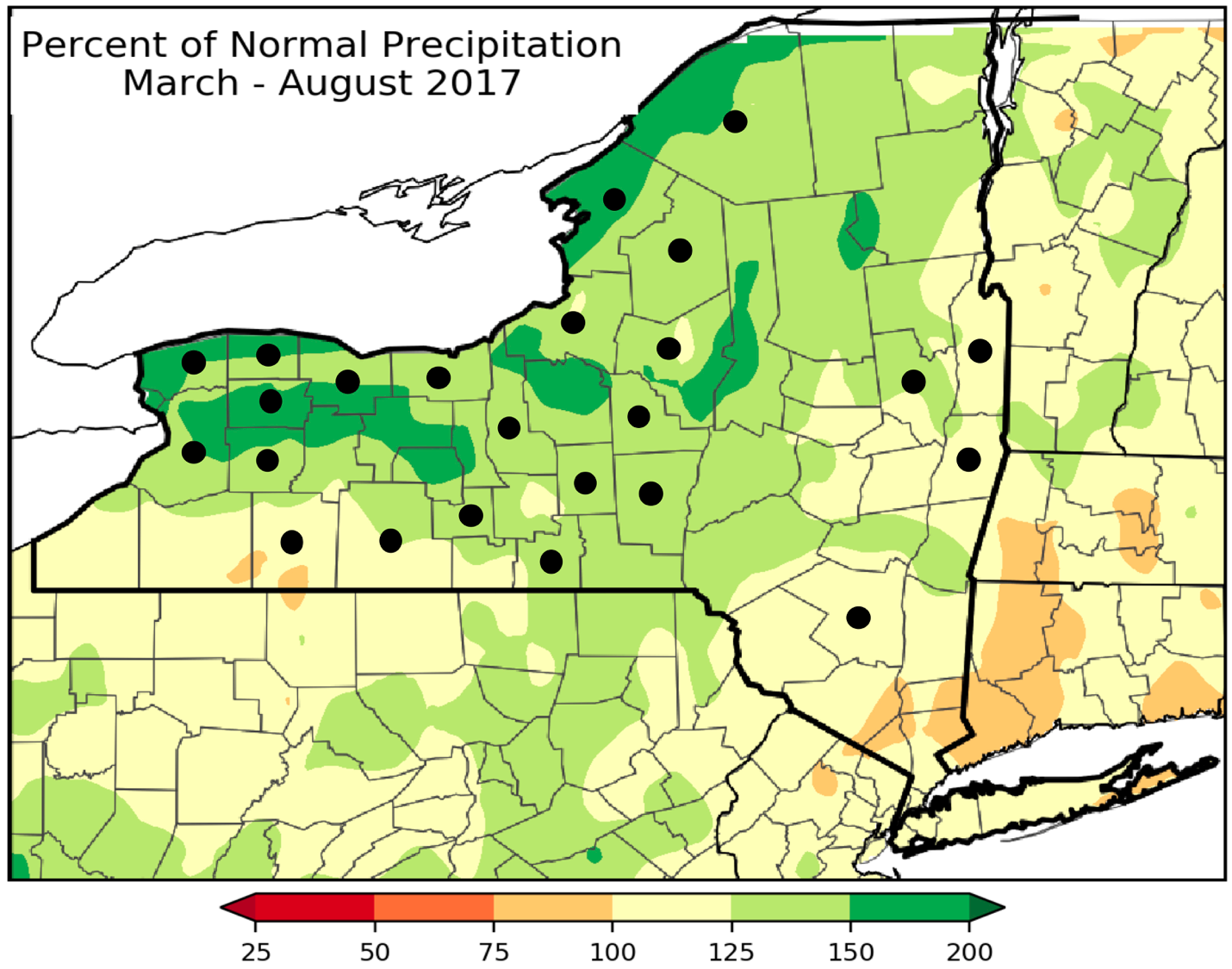 Anatomy of a Wet Year: Insights from New York Farmers | What\'s ...