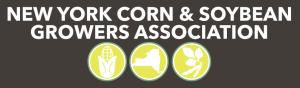 NY Corn & Soybean Growers Association logo