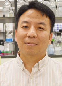 Dr. Bo Shui, Senior Research Associate