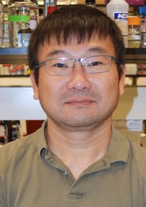 Dr. Frank Lee, Senior Research Associate