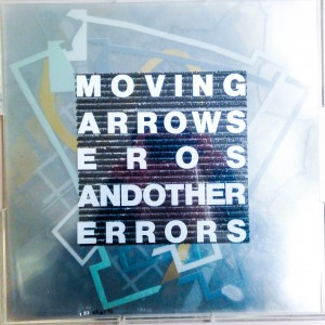 Peter Eisenman Mover arrows eros and other errors