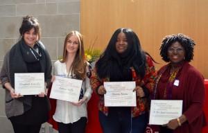 IWD Award Winners
