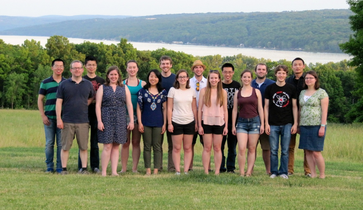 New Group Photo! – The Coates Research Group