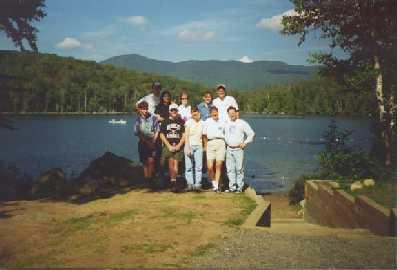 Adirondacks, 1998