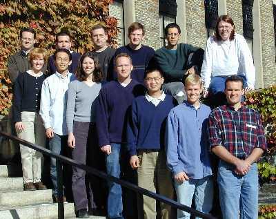 Coates Group, October 2000