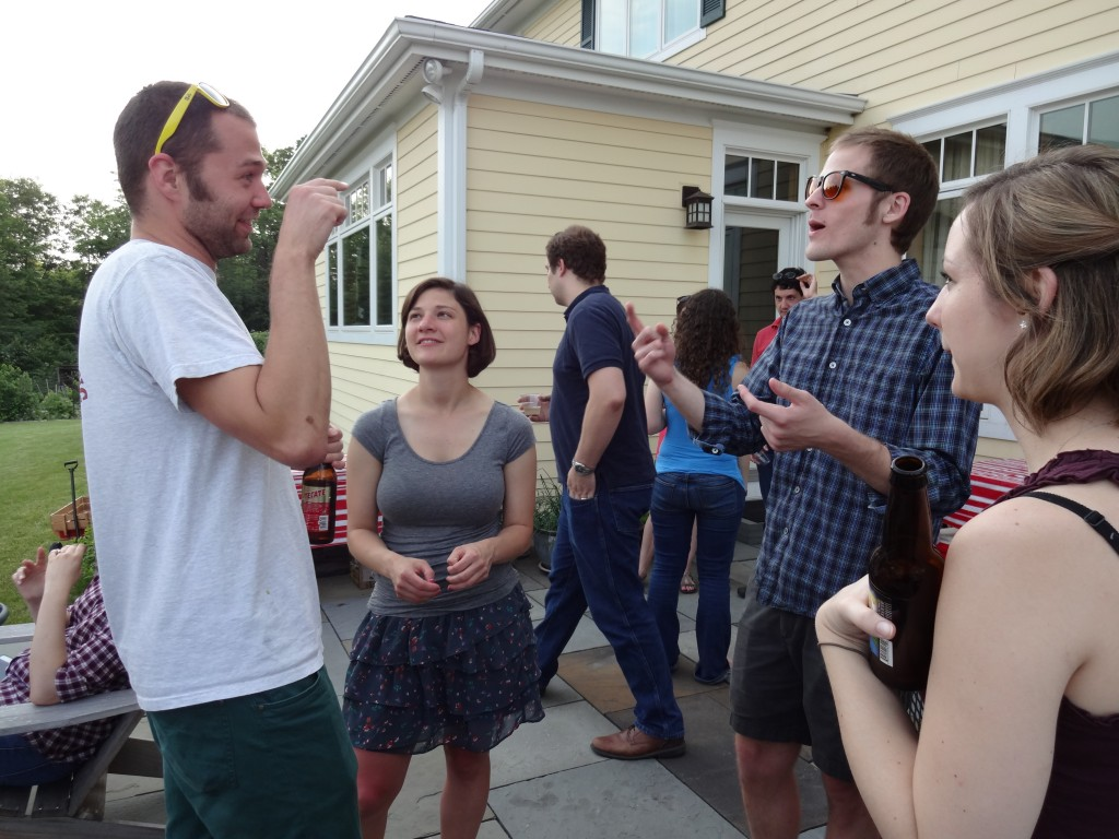 13 June Geoffs House Party (39)