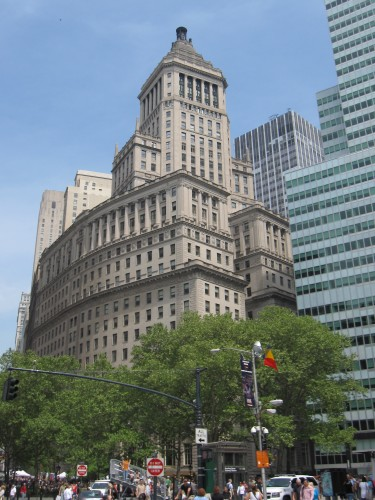 """Standard Oil Building, NYC  (Source: """"26 Broadway 004"""" by Gryffindor - Own work. Licensed under CC BY-SA 3.0 via Commons)"""