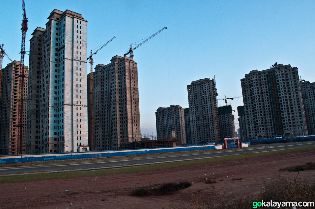Chinese Ghost Cities: Planning Ahead for More Urbanization?