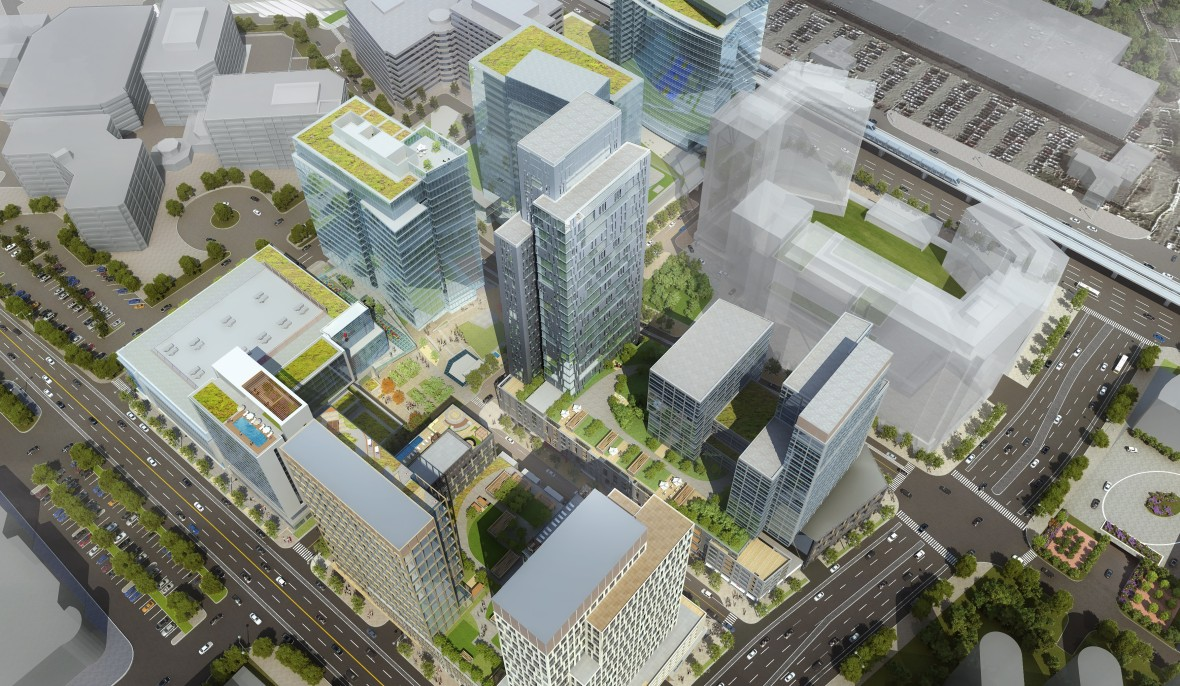Tysons: On The Road to Urbanization