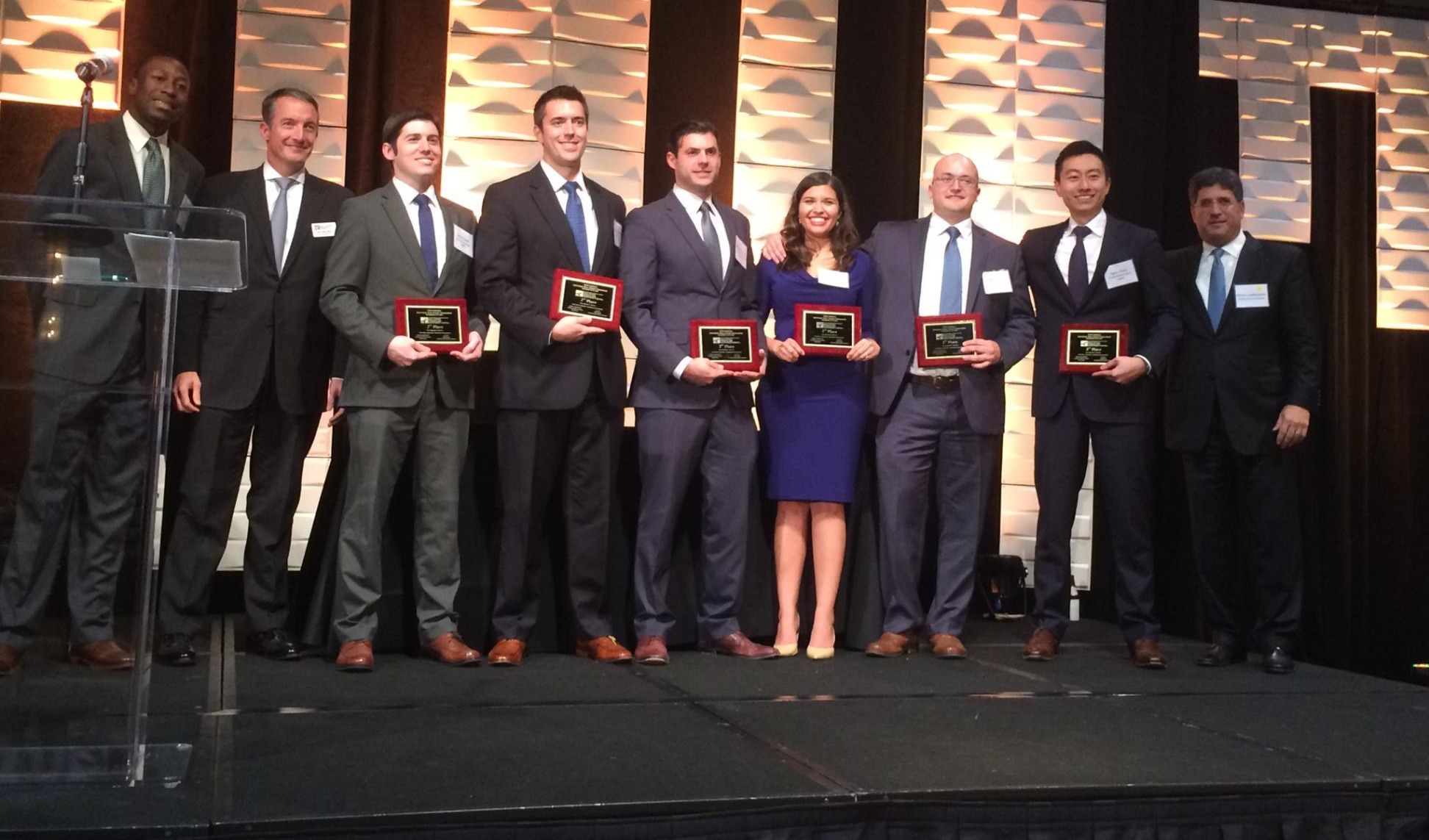 Cornell Takes Second in UT-Austin National Real Estate Challenge
