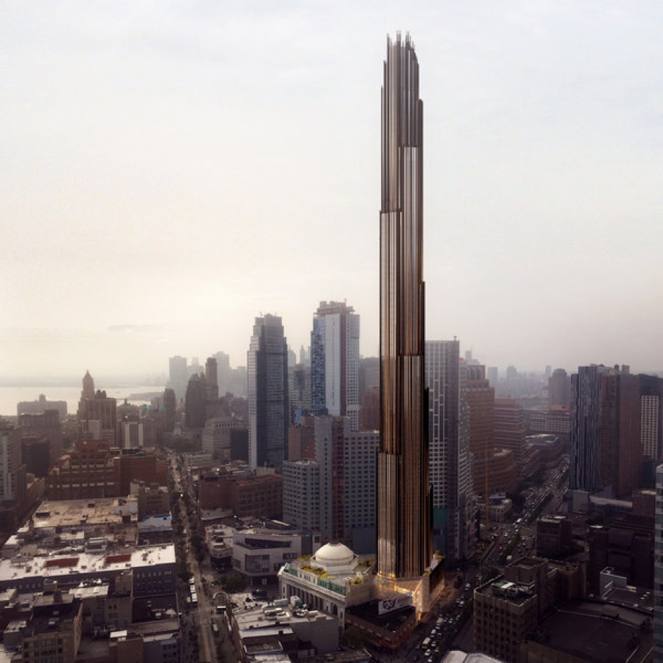 Developer Plans Brooklyn's First Supertall Skyscraper