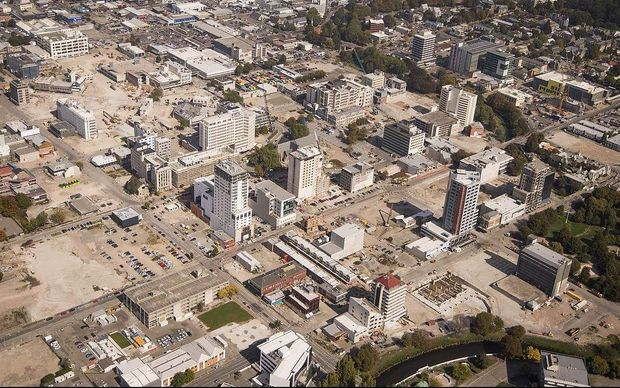 Redeveloping the CBD: Christchurch 5 Years After the Earthquake