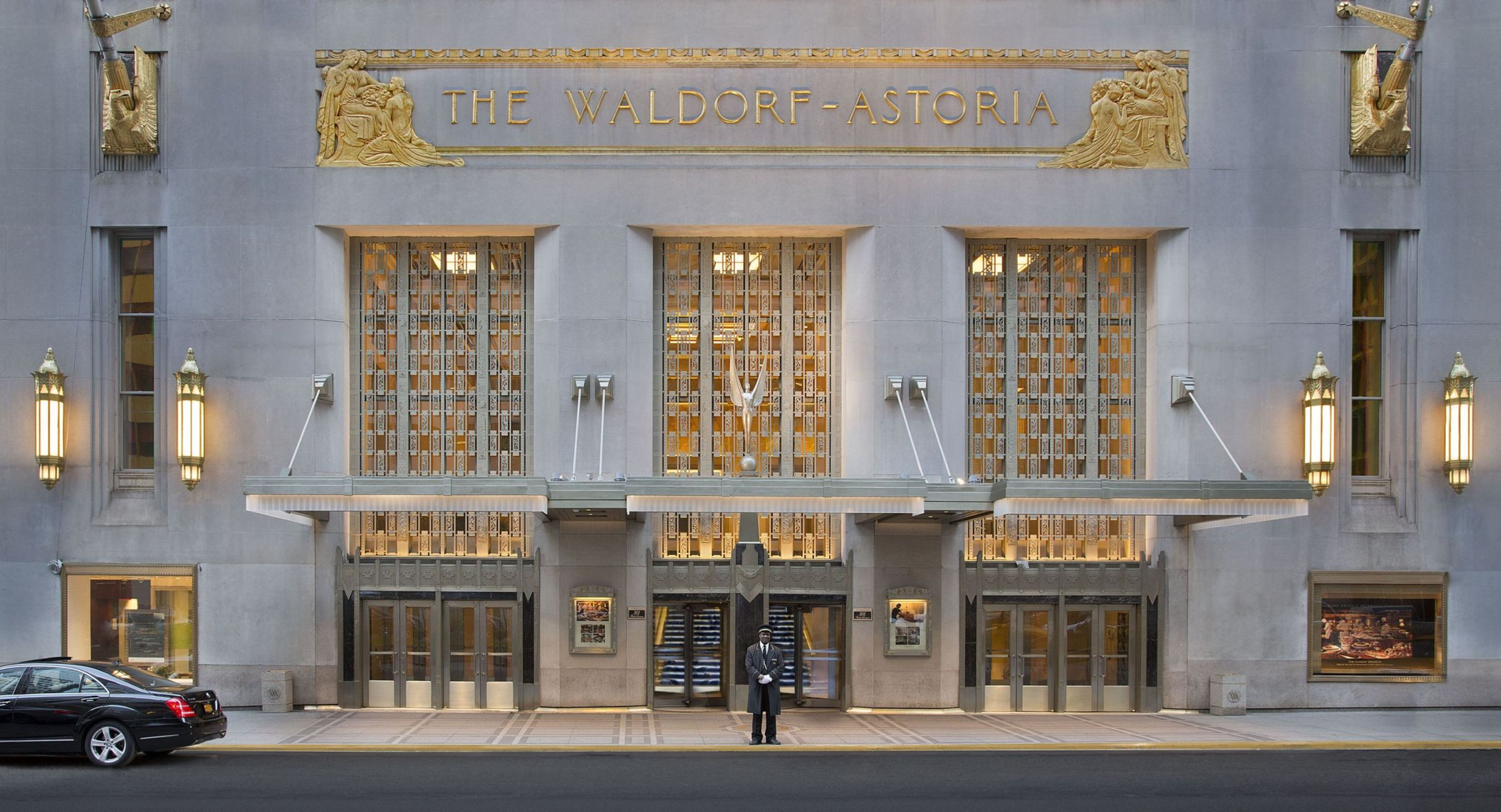 New Luxury Condos in a Historic Landmark: Converting the Waldorf Astoria