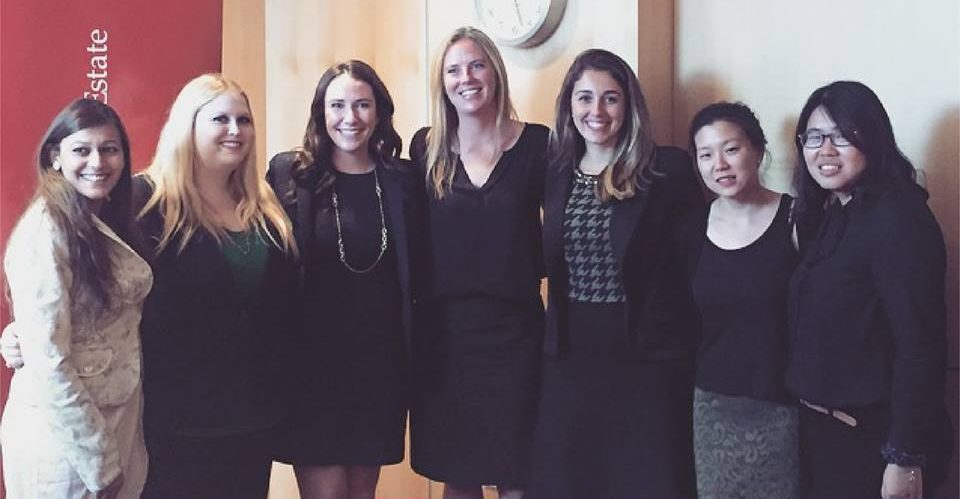 Cornell Real Estate Women (CornellREW) Formation