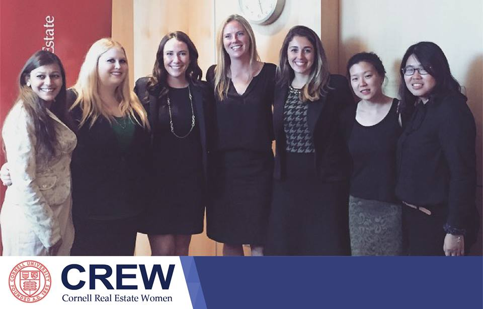 Cornell Real Estate Women (CREW) Formation