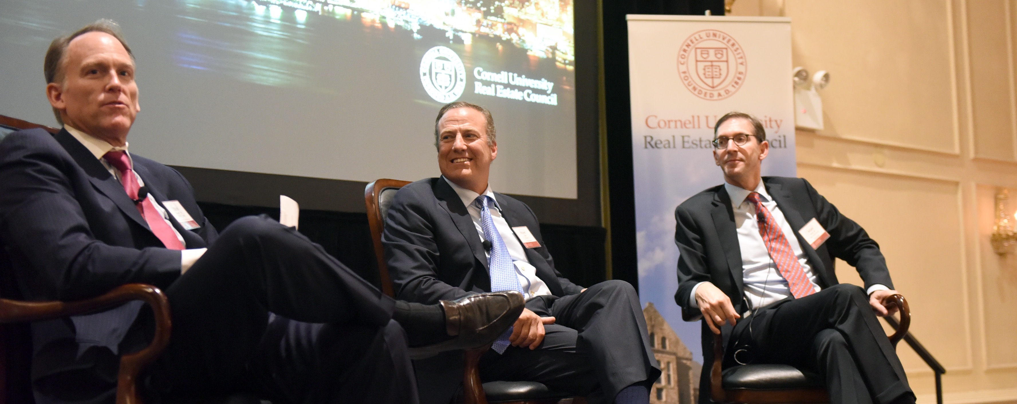 2016 Cornell Real Estate Conference Panels: Analysis of Investment Trends