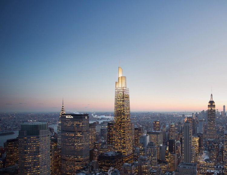 One Vanderbilt – SL Green Finally Breaks Ground