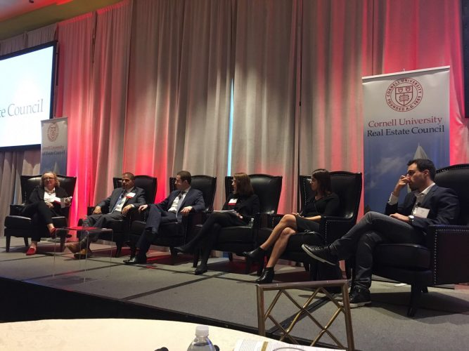 Cornell Real Estate Conference Wrap Up: Afternoon Panels