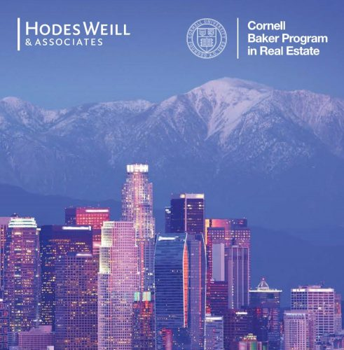 Baker Program and Hodes Weill & Associates Present 5th Annual Institutional Real Estate Allocations Monitor Report