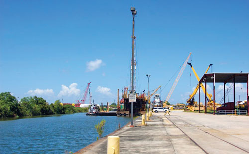 Rural River Ports Must Adapt To Stay Competitive